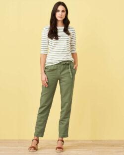 Grønn bukse - økologisk lin og bomull » Etiske & økologiske klær » Grønt Skift