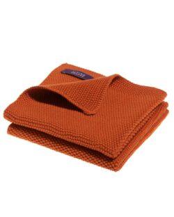 2 pk. oransje kjøkkenkluter i 100 % økologisk bomull » Etiske & økologiske klær » Grønt Skift