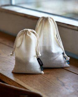 5 stk naturhvite tøyposer (2 størrelser) – 100 % økologisk bomull » Etiske & økologiske klær » Grønt Skift