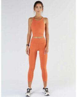 Fersken 7/8 leggings - økologisk bomull » Etiske & økologiske klær » Grønt Skift