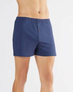 Mørkeblå boxer – 100 % økologisk bomull » Etiske & økologiske klær » Grønt Skift