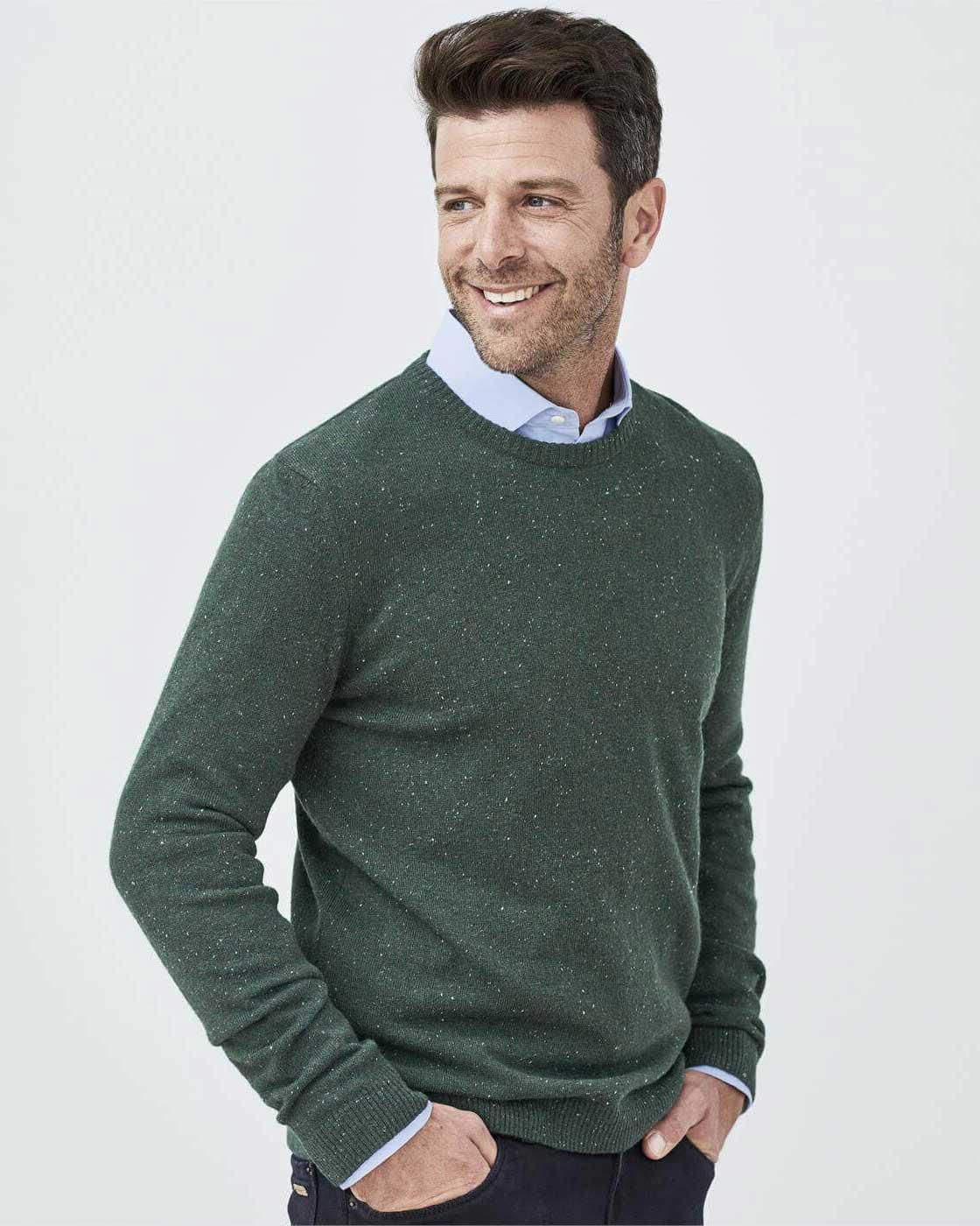 Grønn ullgenser - 100 % økologisk ull » Etiske & økologiske klær » Grønt Skift