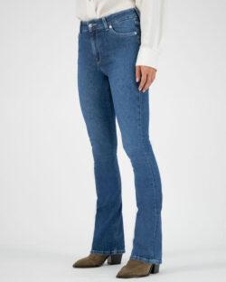MUD jeans - Flared Hazen - Authentic indigo jeans i resirkulert og økologisk bomull » Etiske & økologiske klær » Grønt Skift