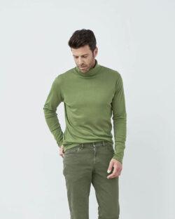 Grønn pologenser i 100% økologisk bomull » Etiske & økologiske klær » Grønt Skift