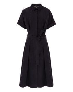 Svart kjole - 100 % økologisk bomull » Etiske & økologiske klær » Grønt Skift