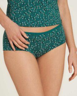 Grønn hipster med mønster - 100 % økologisk bomull » Etiske & økologiske klær » Grønt Skift