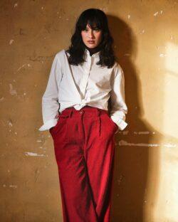 Hvit skjorte - modal » Etiske & økologiske klær » Grønt Skift