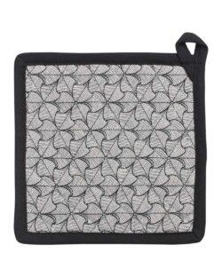 Gryteklut med svart mønster - 100 % økologisk bomull » Etiske & økologiske klær » Grønt Skift