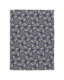 Kjøkkenhåndkle med blomster - 100 % økologisk bomull » Etiske & økologiske klær » Grønt Skift