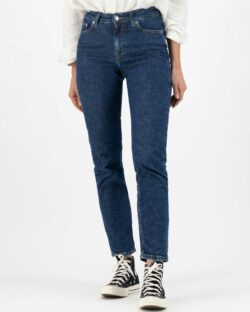 MUD jeans - SimpleChique - Stone Indigo jeans i økologisk bomull » Etiske & økologiske klær » Grønt Skift